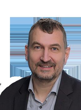 Dirk Andres, Leiter der Stabstelle Zentralcontrolling der Stadt Kaiserslautern