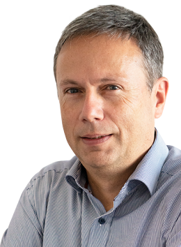 Steffen Lissowski, Leiter Beraterung Robotron Datenbank-Software GmbH